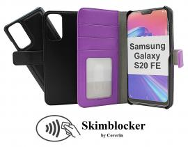 CoverInSkimblocker Magnet Fodral Samsung Galaxy S20 FE / S20 FE 5G