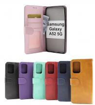 billigamobilskydd.seZipper Standcase Wallet Samsung Galaxy A52 / A52 5G / A52s 5G