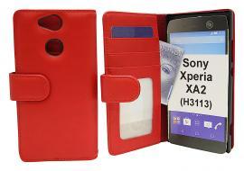 CoverInPlånboksfodral Sony Xperia XA2 (H3113 / H4113)
