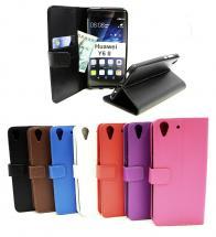 billigamobilskydd.seStandcase Wallet Huawei Y6 II (CAM-L21)