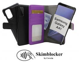 CoverInSkimblocker Magnet Fodral Samsung Galaxy A41