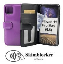 CoverInSkimblocker Plånboksfodral iPhone 11 Pro Max (6.5)