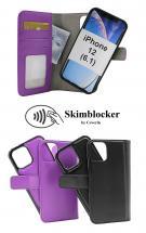 CoverInSkimblocker Magnet Fodral iPhone 12 (6.1)