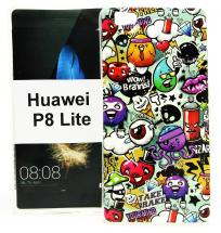 billigamobilskydd.seDesignskal TPU Huawei P8 Lite