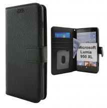 billigamobilskydd.seNew Standcase Wallet Microsoft Lumia 950 XL