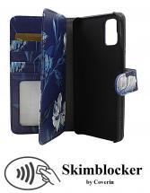 billigamobilskydd.seSkimblocker XL Designwallet Samsung Galaxy A21s (A217F/DS)