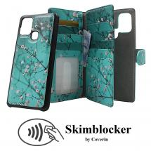 CoverInSkimblocker XL Magnet Designwallet Sony Xperia 5 III (XQ-BQ52)