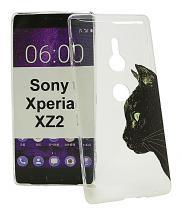 billigamobilskydd.seDesignskal TPU Sony Xperia XZ2 (H8266)