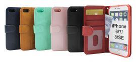 billigamobilskydd.seZipper Standcase Wallet iPhone 6/7/8/SE 2nd Gen.