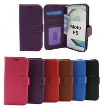 billigamobilskydd.seNew Standcase Wallet Motorola Moto E5 / Moto E (5th gen)