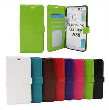 billigamobilskydd.seCrazy Horse Wallet Samsung Galaxy A80 (A805F/DS)