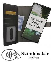 billigamobilskydd.seSkimblocker Magnet Wallet Samsung Galaxy Note 10 Plus (N975F/DS)