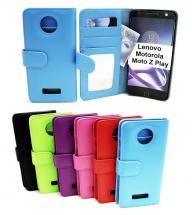 billigamobilskydd.sePlånboksfodral Lenovo Motorola Moto Z Play