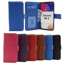 billigamobilskydd.seNew Standcase Wallet Xiaomi Mi 8