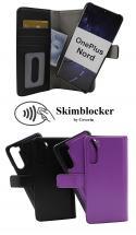 CoverInSkimblocker Magnet Fodral OnePlus Nord