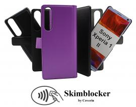 CoverInSkimblocker Magnet Fodral Sony Xperia 1 II (XQ-AT51)