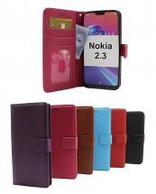billigamobilskydd.seNew Standcase Wallet Nokia 2.3