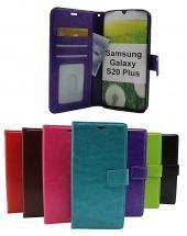 billigamobilskydd.seCrazy Horse Wallet Samsung Galaxy S20 Plus (G986B)