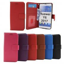 billigamobilskydd.seNew Standcase Wallet Huawei Y6 2017 (MYA-L41)