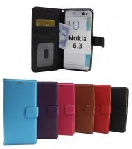 billigamobilskydd.seNew Standcase Wallet Nokia 5.3