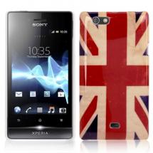billigamobilskydd.seOld UK hardcase skal Sony Xperia Miro (ST23i)