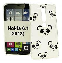 billigamobilskydd.seDesignskal TPU Nokia 6 (2018)