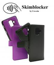 billigamobilskydd.seSkimblocker Magnet Wallet Samsung Galaxy A6 2018 (A600FN/DS)