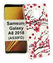 billigamobilskydd.seDesignskal TPU Samsung Galaxy A8 2018 (A530FD)
