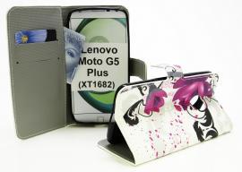 billigamobilskydd.seDesignwallet Lenovo Moto G5 Plus (XT1683)