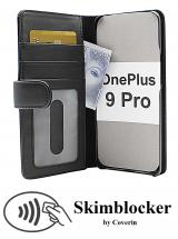 CoverInSkimblocker Plånboksfodral OnePlus 9 Pro