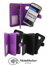 CoverInSkimblocker XL Magnet Fodral Samsung Galaxy S7 (G930F)