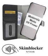 CoverInSkimblocker Magnet Fodral Motorola Moto G9 Power