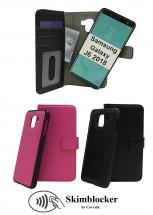 billigamobilskydd.seSkimblocker Magnet Wallet Samsung Galaxy J6 2018 (J600FN/DS)