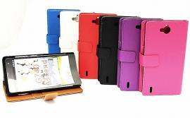 billigamobilskydd.seStandcase wallet Huawei Ascend G740