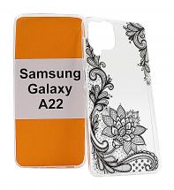 billigamobilskydd.seDesignskal TPU Samsung Galaxy A22 (SM-A225F/DS)