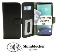 CoverInSkimblocker Magnet Fodral Samsung Galaxy S8 (G950F)