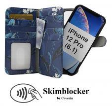 CoverInSkimblocker XL Magnet Designwallet iPhone 12 Pro (6.1)