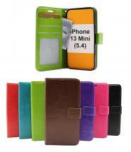 billigamobilskydd.seCrazy Horse Wallet iPhone 13 Mini (5.4)