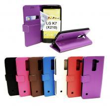 billigamobilskydd.seStandcase Wallet LG K7 (X210)