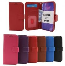 billigamobilskydd.seNew Standcase Wallet Nokia 3.1 Plus