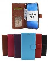 billigamobilskydd.seNew Standcase Wallet Nokia 3.4