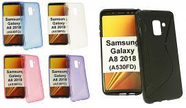 billigamobilskydd.seS-Line Skal Samsung Galaxy A8 2018 (A530FD)