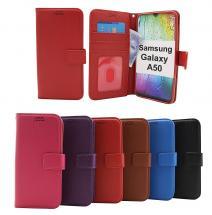 billigamobilskydd.seNew Standcase Wallet Samsung Galaxy A50 (A505FN/DS)