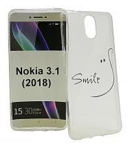 billigamobilskydd.seDesignskal TPU Nokia 3.1 (2018)