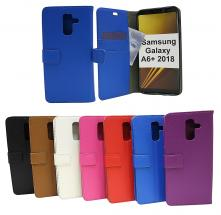 billigamobilskydd.seStandcase Wallet Samsung Galaxy A6+ / A6 Plus 2018 (A605FN/DS)