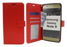 billigamobilskydd.seCrazy Horse Wallet Samsung Galaxy Note 9 (N960F/DS)