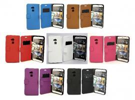 billigamobilskydd.seStandcase plånboksfodral HTC One Max (T6)