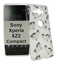 billigamobilskydd.seDesignskal TPU Sony Xperia XZ2 Compact (H8324)