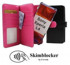 CoverInSkimblocker XL Magnet Fodral Sony Xperia L4