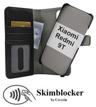 CoverInSkimblocker Magnet Fodral Xiaomi Mi Redmi 9T